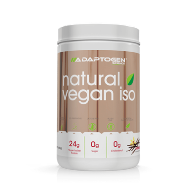 Natural Vegan Iso - Adaptogen