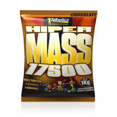 Hiper Mass 17500 - Atlhetica Nutrition
