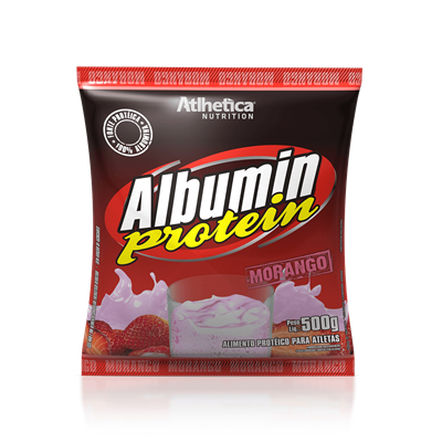Albumin Protein - Atletica Nutrition