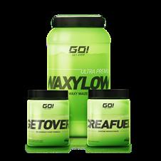 Combo Explosão Muscular - GO Nutrition