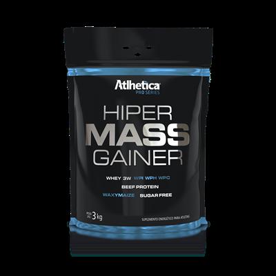 Hiper Mass Gainer (3kg) - Atlhetica Pro Series