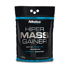 Hiper Mass Gainer (3kg) - Atlhetica Pro Series