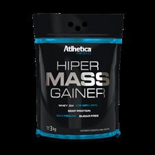 Hiper Mass Gainer (3000g) - Atlhetica Pro Series