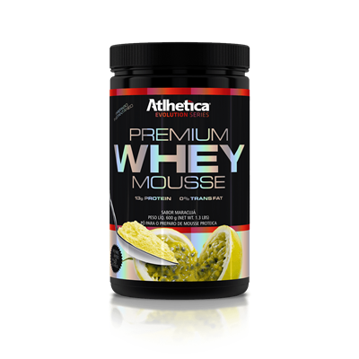 Premium Whey Mousse - Atlhetica Evolution Series