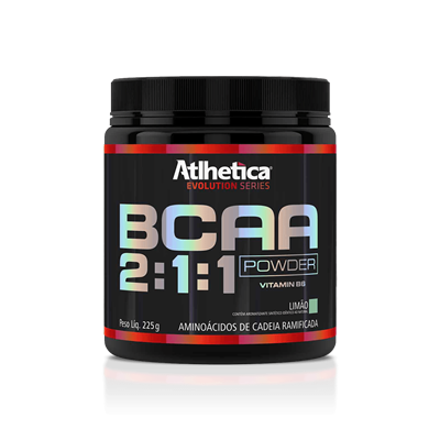 BCAA 2:1:1 Powder - Atlhetica Nutrition