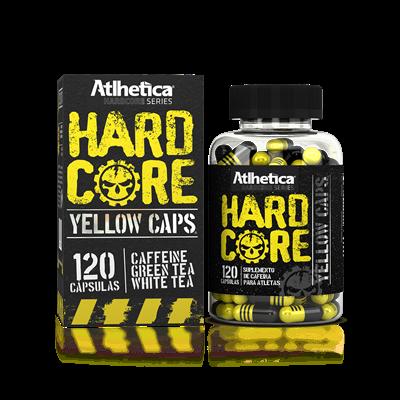 Hardcore Yellow Caps - Atlhetica Hardcore Series