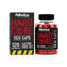 Hardcore Red Caps - Atlhetica Hardcore Series