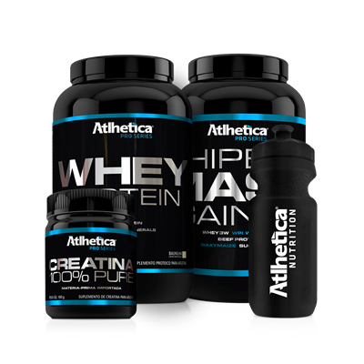Combo Hiper Mass - Atlhetica Nutrition