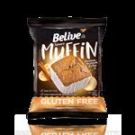 Bolinho Muffin - Belive - Banana + Canela + Chia