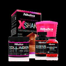 Combo Emagrecimento X - Atlhetica Nutrition