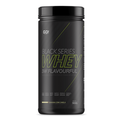 Whey 3W Flavourful Black Series - Go Nutrition