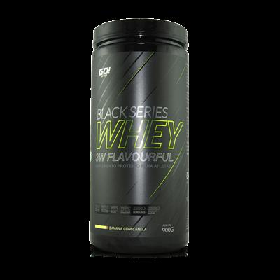 Whey 3W Flavourful Black Series - Go Nutrition