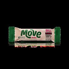 Barra de Proteína Vegana Move - Hart's Natural - Cacau