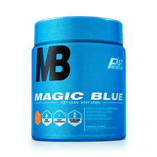 Magic Blue Pre-Workout - Fast Nutrition