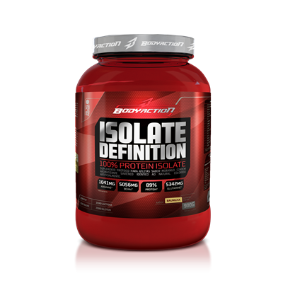 Isolate Definition - Body Action