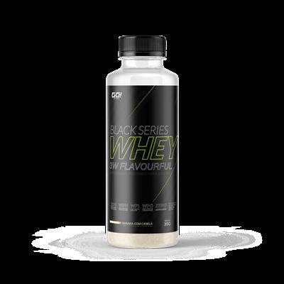 Whey 3W Flavourful Black Series (Dose Única) - Go Nutrition