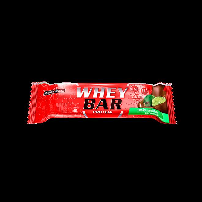 555b8e2b2 Whey Bar Protein Integralmédica - Loja do Suplemento