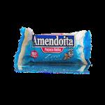 Paçoca Rolha Zero Açucar (24 unidades) - Amendoita