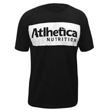 Camiseta Preta - Atlhetica Nutrition