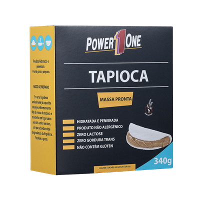 Tapioca - Power One