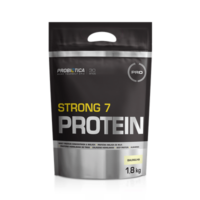 Strong 7 Protein - Probiótica