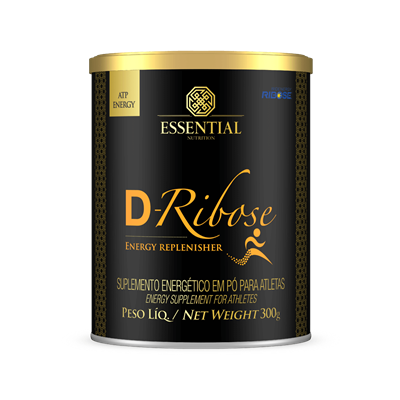 6756c1f9c D-Ribose (300g) Essential Nutrition - Loja do Suplemento