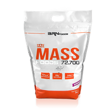 Size Mass 72700 - BRN Foods