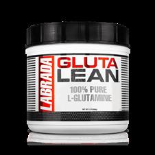 GlutaLean - 100% Pure L-Glutamine - Labrada