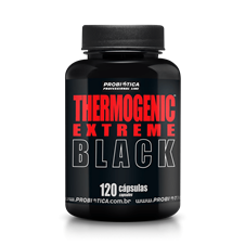 Thermogenic Extreme Black - Probiótica