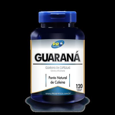 Guaraná em cápsulas - Probiótica