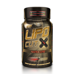 Lipo Cut X Hardcore (120 caps) - Arnold Nutrition
