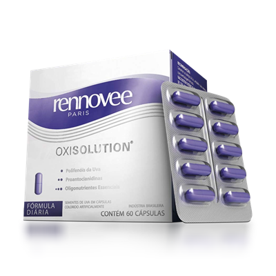 Rennovee OxiSolution - Nutrilatina Rennovee
