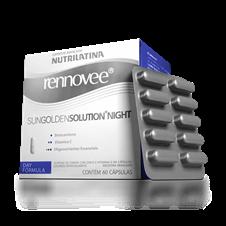 Rennovee SunGoldenSolution Night - Nutrilatina Rennovee