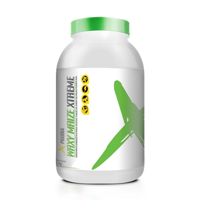 Waxy Maize 100% Puro - X-Pharma