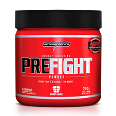 Pré Fight Powder - Integralmédica