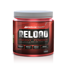 Reload Energy Powder - Body Action