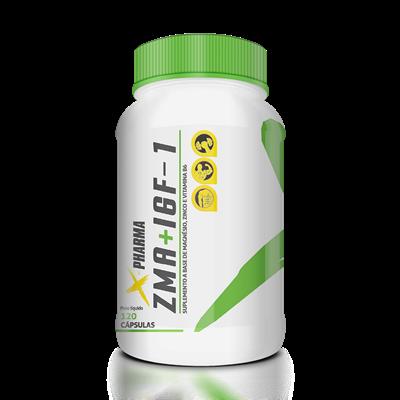 ZMA + IGF-1 - X-Pharma
