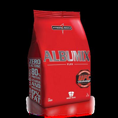 Albumix Plus  Sem Sabor - Integralmédica