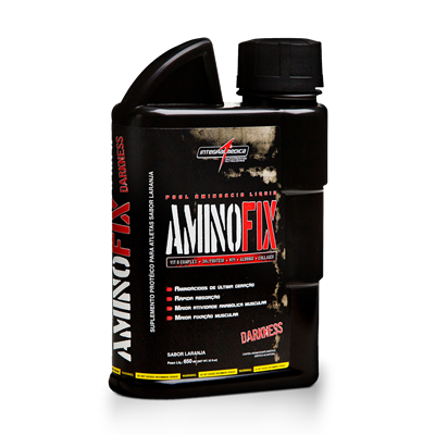 Amino Fix Liquid Darkness - Integralmédica