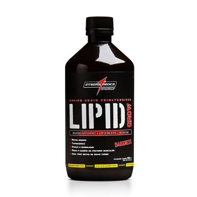 Lipid Grow Darkness - Integralmédica