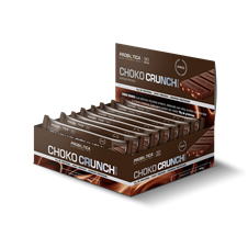 Choko Crunch Protein - 12 Unidades de 40 g - Probiótica