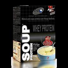 Soup Protein (Sopa Proteica) - Probiótica