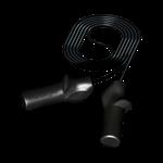 Corda de Pular de PVC c/ Alça - Harbinger