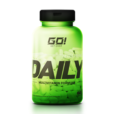 Daily (Multivitamin Formula) Ultra Premium - GO Nutrition