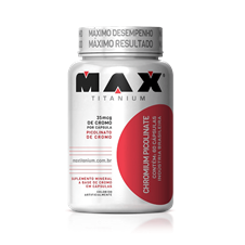Chromium Picolinate - Max Titanium