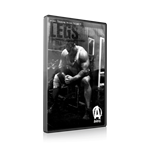 DVD ANIMAL Training Series Volume V - Legs (Pernas) - Universal Nutrition