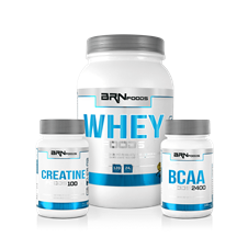 Combo Aumento de Massa Muscular Foods - BR Foods
