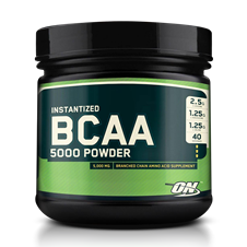 BCAA 5000 POWDER 345 GR - Optimum Nutrition