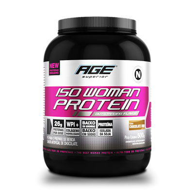 Iso Woman Protein - Nutrilatina Age