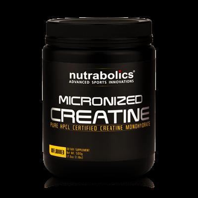 Creatine Micronized - Nutrabolics